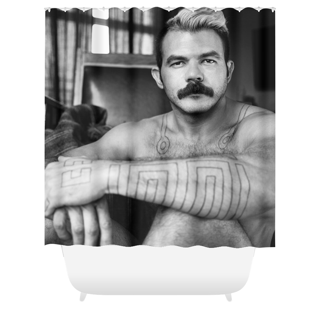 Shawn Shower Curtain