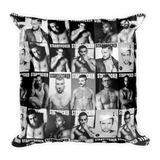 Men of Starrfucker Pillow