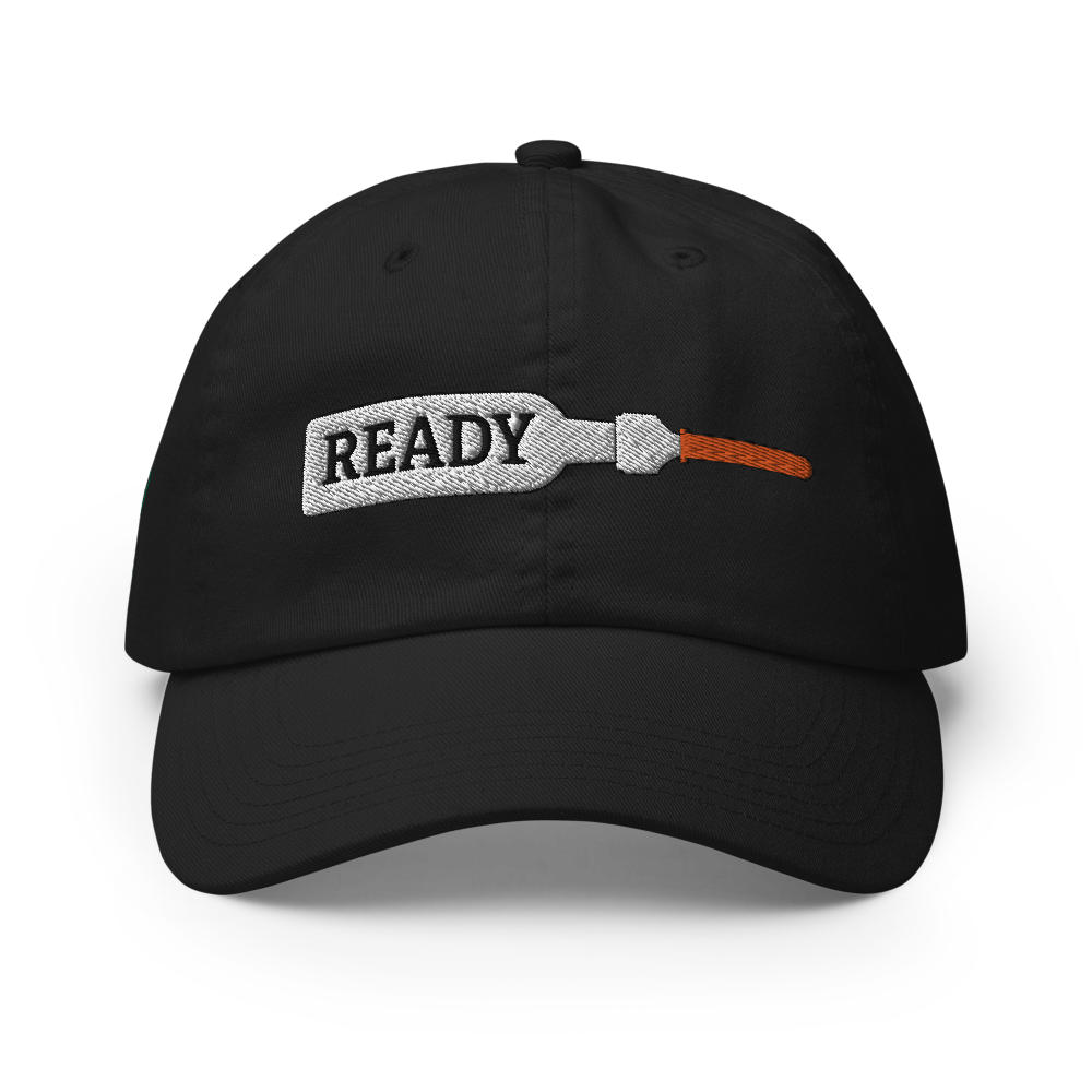 Dad (is ready) Cap
