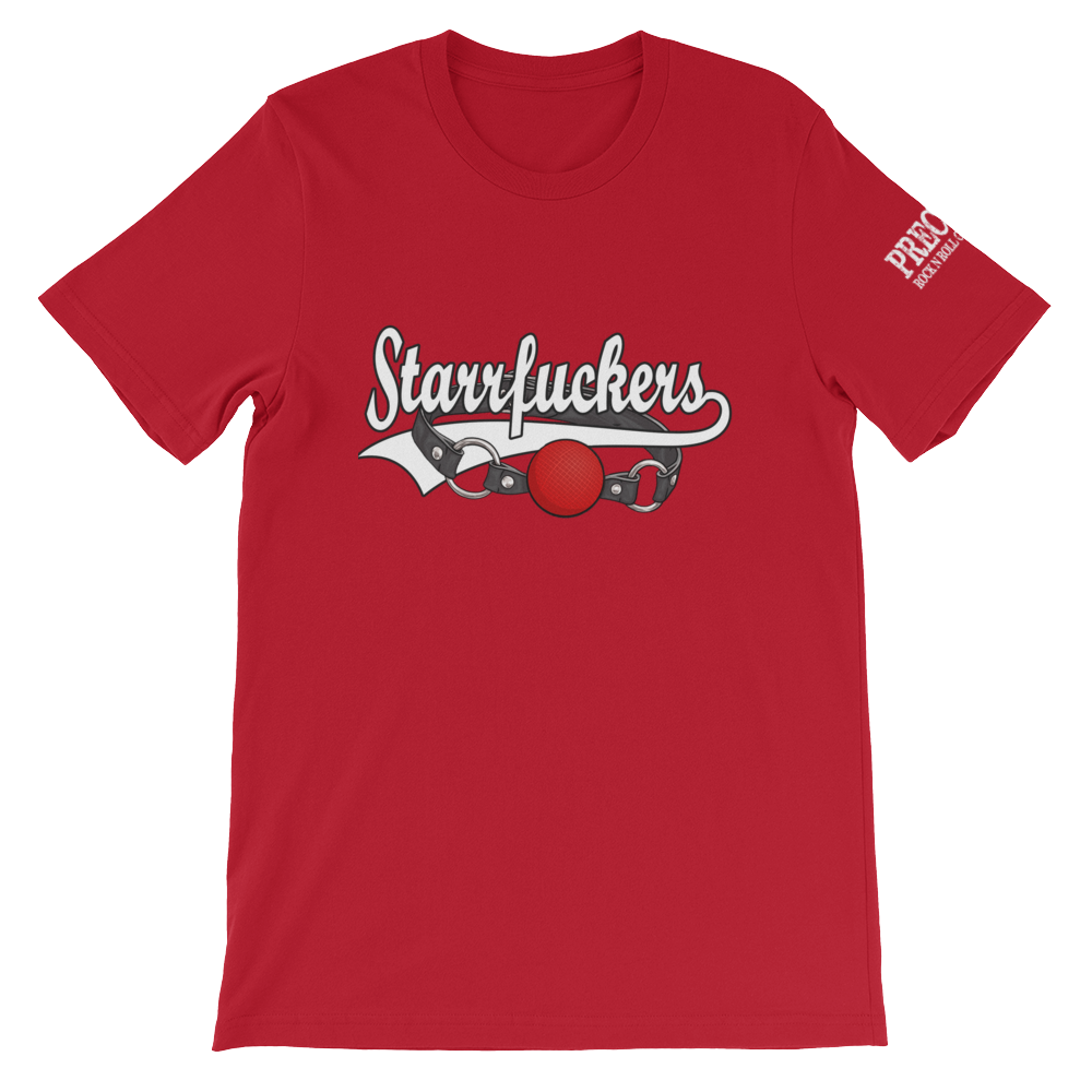 Starrfuckers Kickball Team Shirt