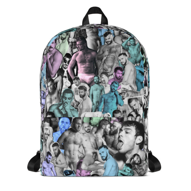 Men of Starrfucker Backpack