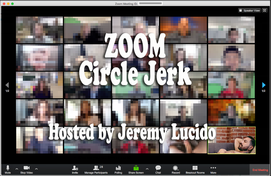 Zoom Circle Jerk Pass