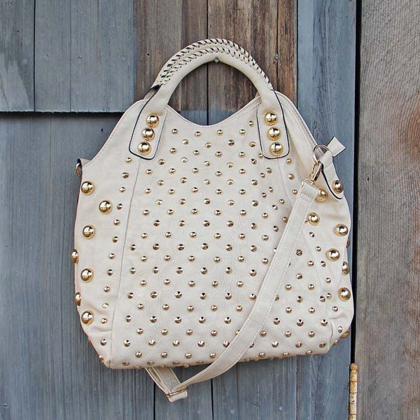 Marlow Studded Tote: Featured Product Image