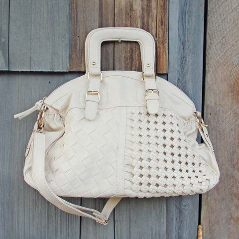 Woven Willow Tote