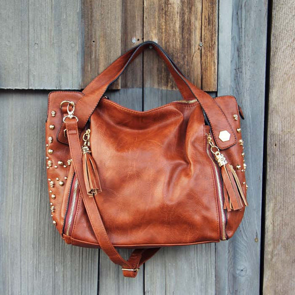 Tucker Studded Tote: Featured Product Image