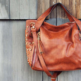 Tucker Studded Tote: Alternate View #2
