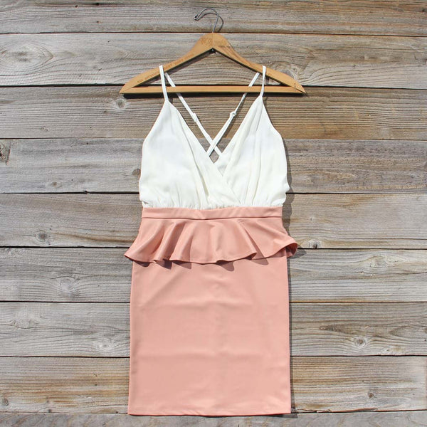 Dusty Rose Dress: Featured Product Image