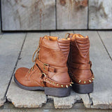 Stromridge Studded Boots: Alternate View #3
