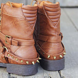 Stromridge Studded Boots: Alternate View #4