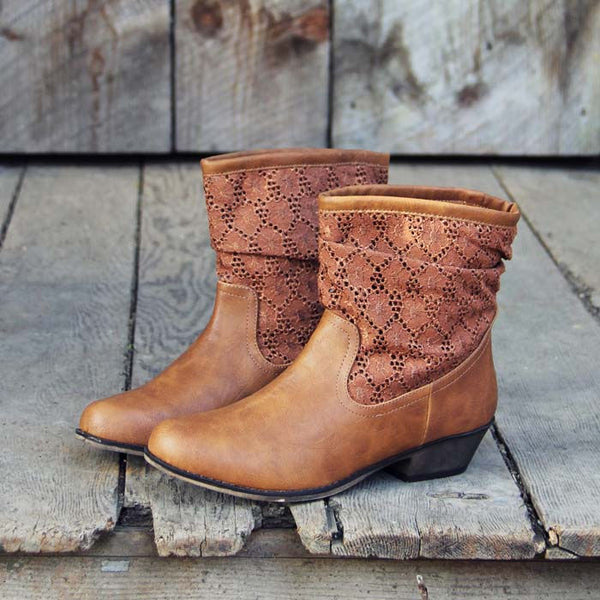 Laced Path Boot: Featured Product Image