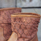 Laced Path Boot: Alternate View #2