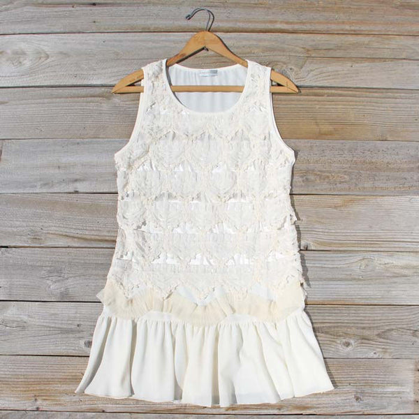Indian Bluff Crochet Dress: Featured Product Image