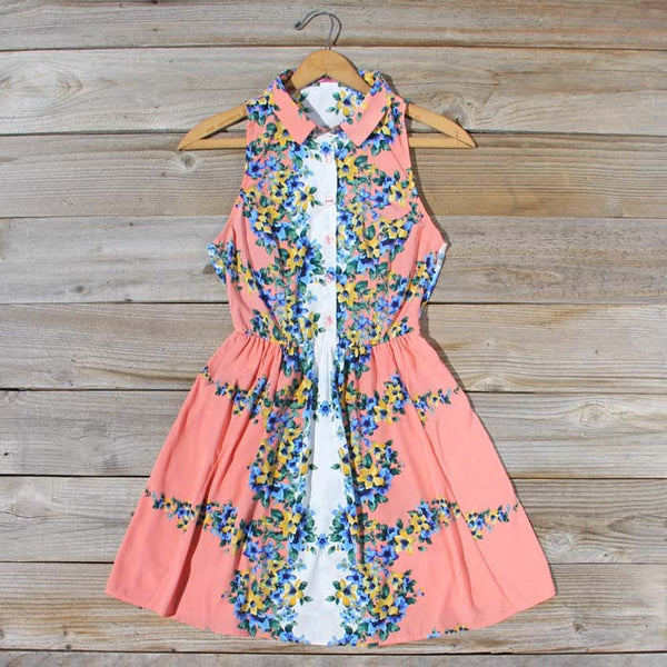 Bohemian Garden Dress: Featured Product Image
