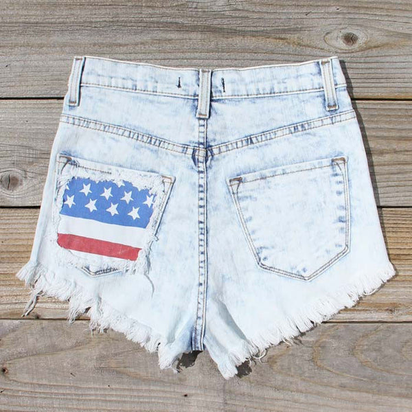 Freedom Lover Shorts: Featured Product Image