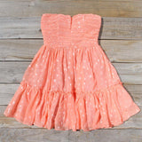 Peaches & Sugar Dress: Alternate View #1