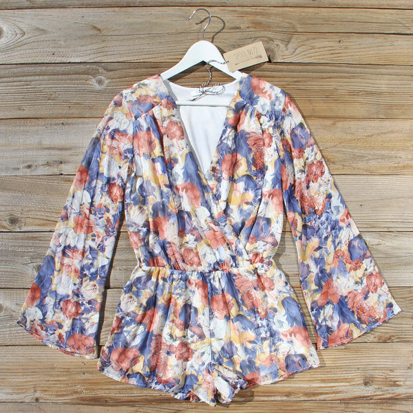Belle Romper: Featured Product Image