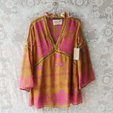 70's Siren Tunic Dress: Alternate View #2