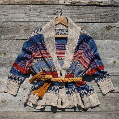 Navajo Sunset Sweater: Featured Product Image