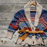 Navajo Sunset Sweater: Alternate View #3
