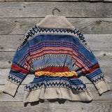 Navajo Sunset Sweater: Alternate View #4