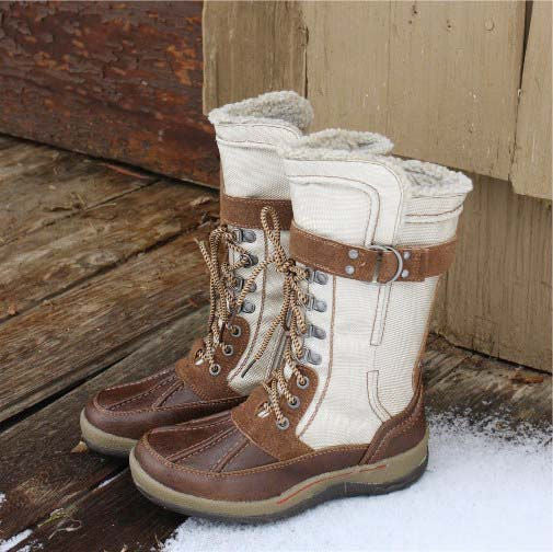 Alpine Snow Boot: Featured Product Image
