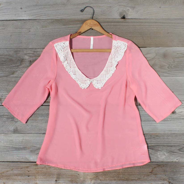 Flutter & Flounce Blouse: Featured Product Image
