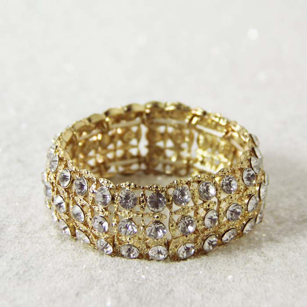 Sparkling Stone Cuff: Featured Product Image