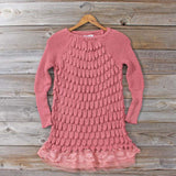 Rolling Mist Sweater in Dusty Pink: Alternate View #1