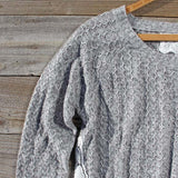 Hazy Stratus Lace Sweater: Alternate View #3
