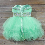 Spool Couture Mint Goddess Dress: Alternate View #4