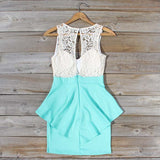 Always & Forever Dress in Mint: Alternate View #4