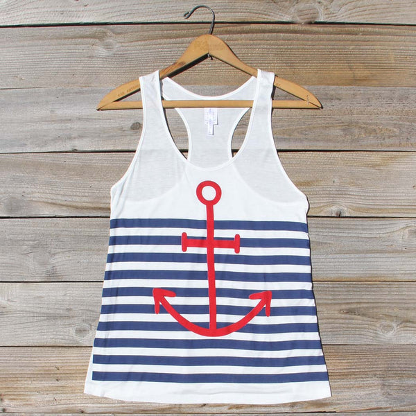 Ahoy Matey Tank: Featured Product Image