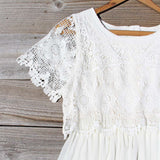Boheme Lace Tunic: Alternate View #2