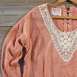 Bundle & Lace Sweater: Alternate View #2