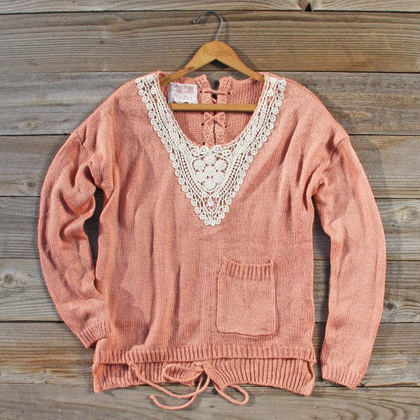 Bundle & Lace Sweater: Featured Product Image