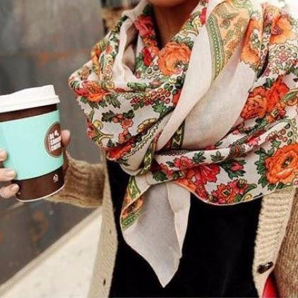 Gypsy Thorn Scarf: Featured Product Image
