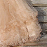 Spool Couture Champagne Mist Dress: Alternate View #3