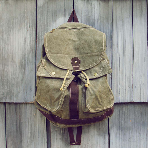 Cheyenne Rugged Backpack: Featured Product Image