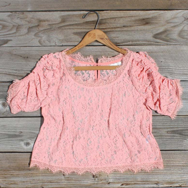 Desert Lace Blouse: Featured Product Image