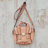 Desert Dweller Tote in Peach: Alternate View #1