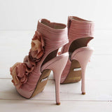 Down the Isle Heels: Alternate View #4