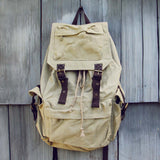 Camp Lakewood Rugged Backpack: Alternate View #1