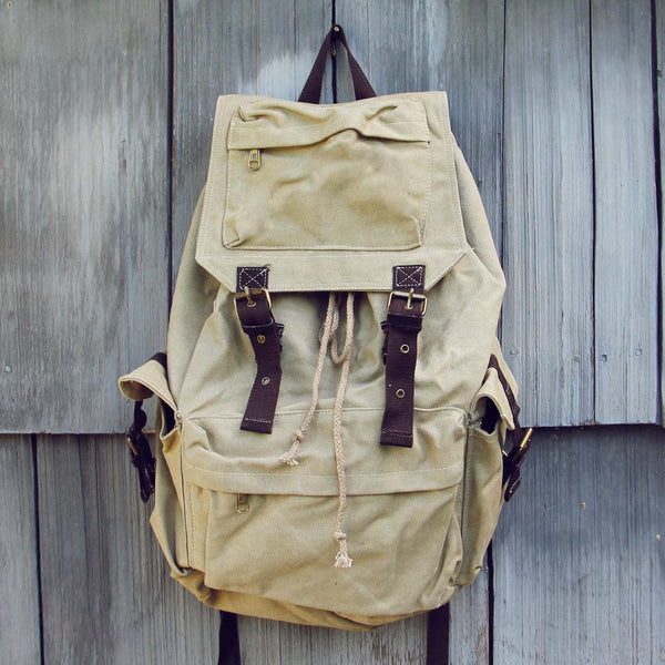 Camp Lakewood Rugged Backpack: Featured Product Image
