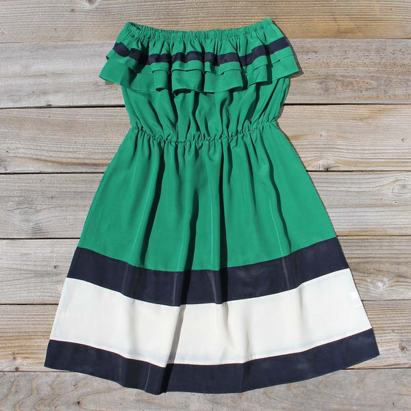 The Kelly Ruffle Dress: Featured Product Image