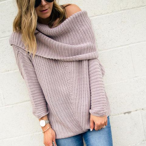 The Nubby Knit Sweater