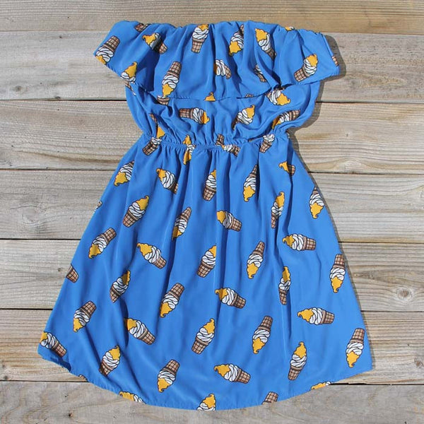 Sweet Scoop Dress: Featured Product Image