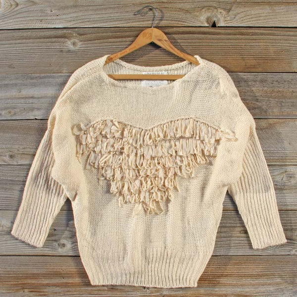 Light Hearted Cozy Sweater: Featured Product Image