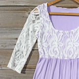 Lace & Wisteria Dress: Alternate View #2
