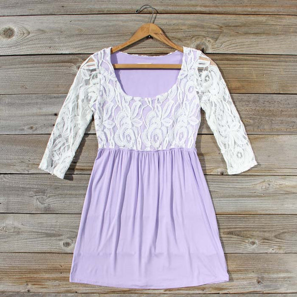 Lace & Wisteria Dress: Featured Product Image