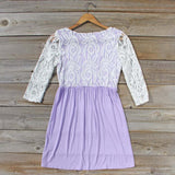 Lace & Wisteria Dress: Alternate View #4